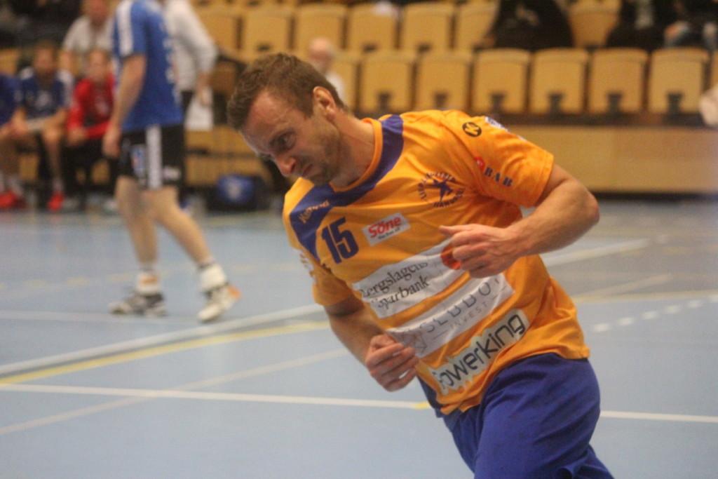 Med en kontrollerad insats lade LIF Lindesberg beslag på två nya poäng. ARKIVFOTO: Hannes Feldin