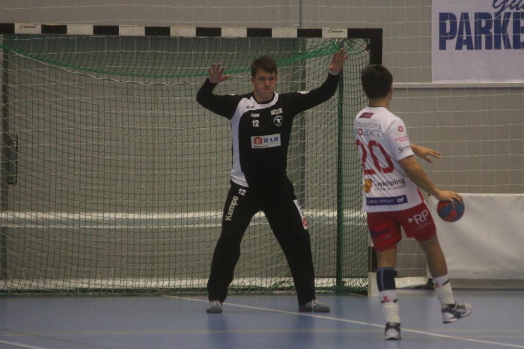 LIF har kommit överens med Niklas Jansson, som fortsätter i moderklubben. ARKIVFOTO: Hannes Feldin