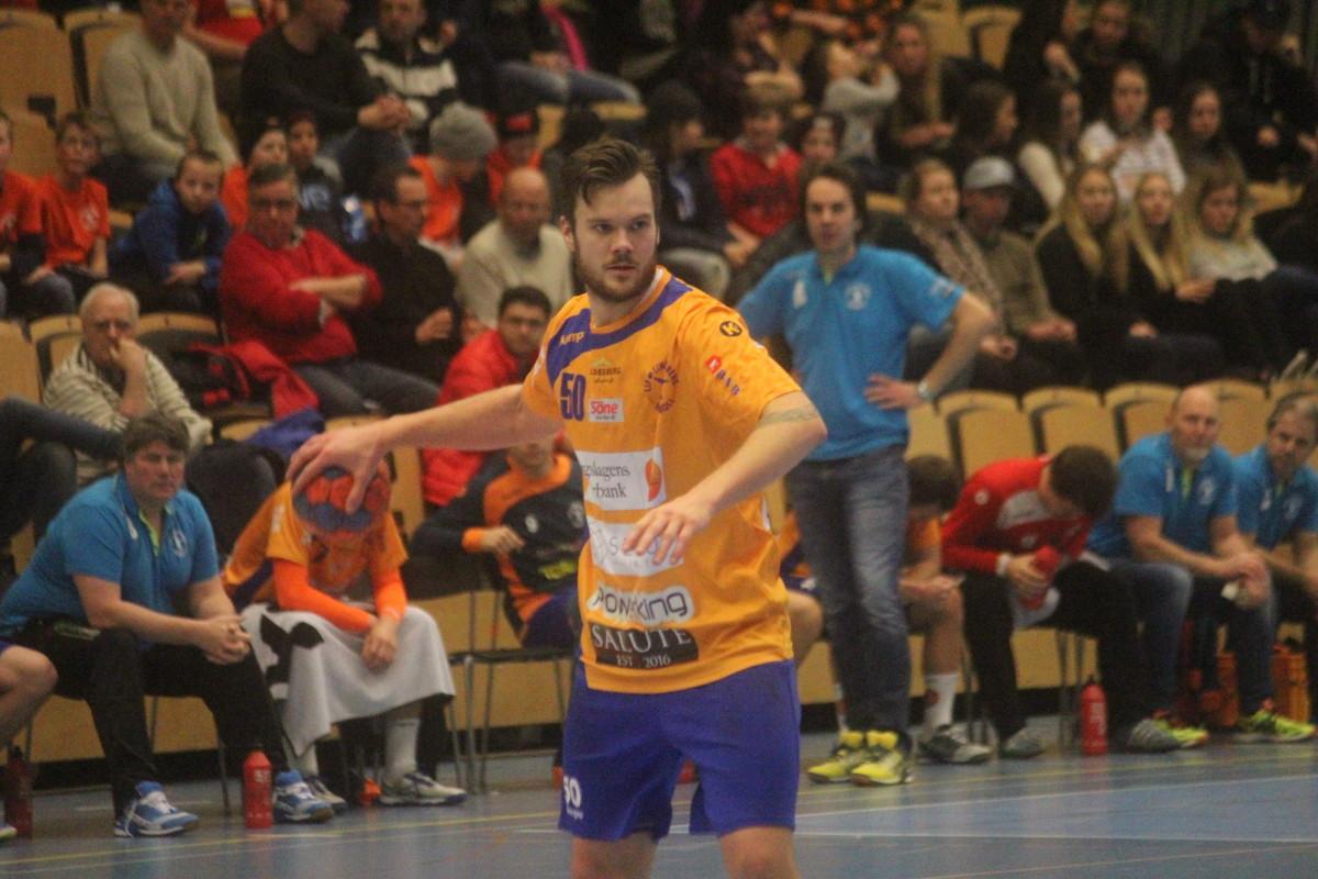 Våren 2015 kom Joakim Bååk hem till LIF, där han nu sätter punkt för karriären. ARKIVFOTO: Hannes Feldin