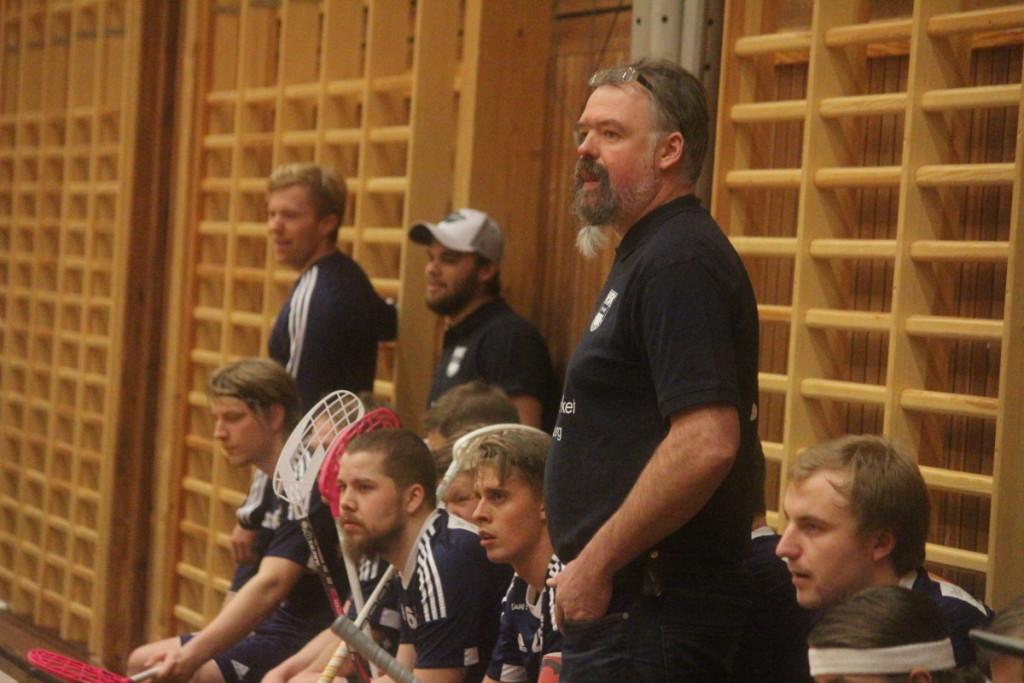 Kent Svensson snackar upp det första av förhoppningsvis flera kvalsteg för WSK. ARKIVFOTO: Hannes Feldin