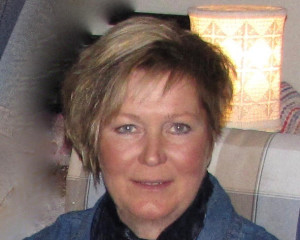 Ewa-Marie Kärrhammar har arbetat ideellt som Fiber Ambassadör.