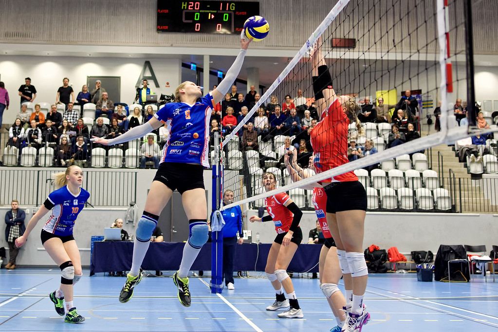 FOTO: FREDRIK STENFELT / Lindesberg Volley