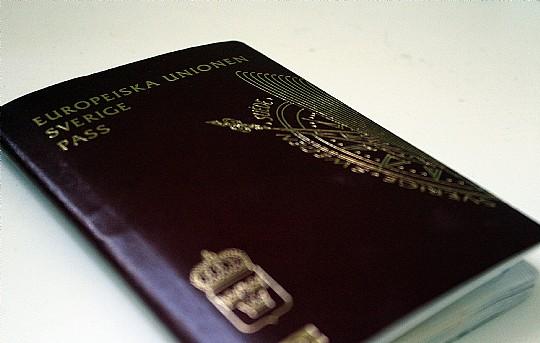 Passa på att ordna ditt pass på lördag om du skall resa i sommar. Arkivfoto: Ida Lindkvist