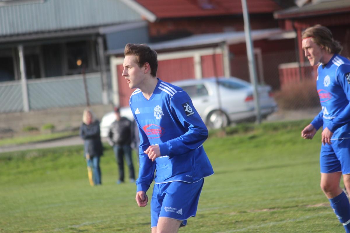 Seriespelet inleddes utan några poäng för ett ungt Frövi. ARKIVFOTO: Hannes Feldin