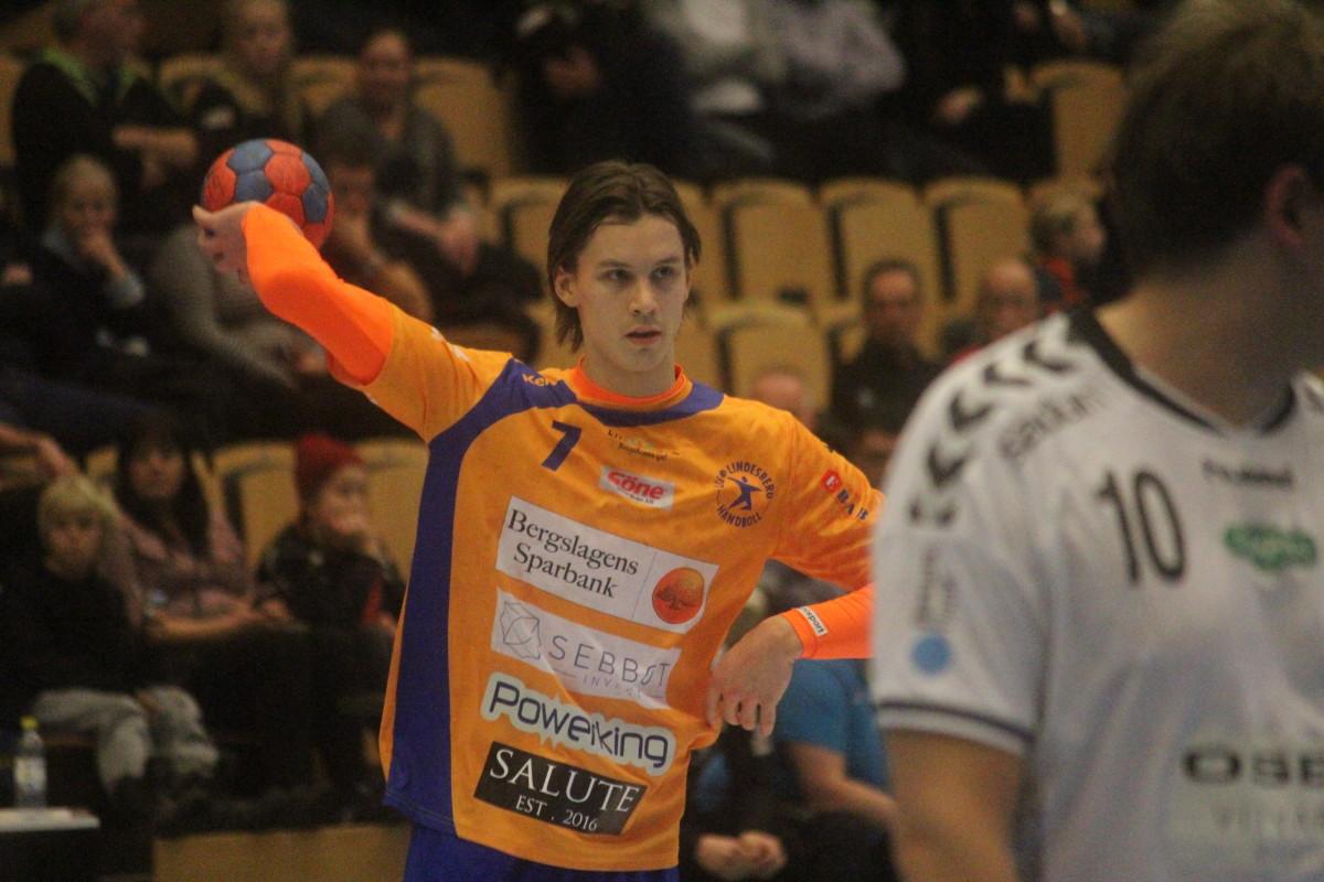 Jesper Nilsson siktar på att återigen utamana i toppen med LIF. ARKIVFOTO: Hannes Feldin