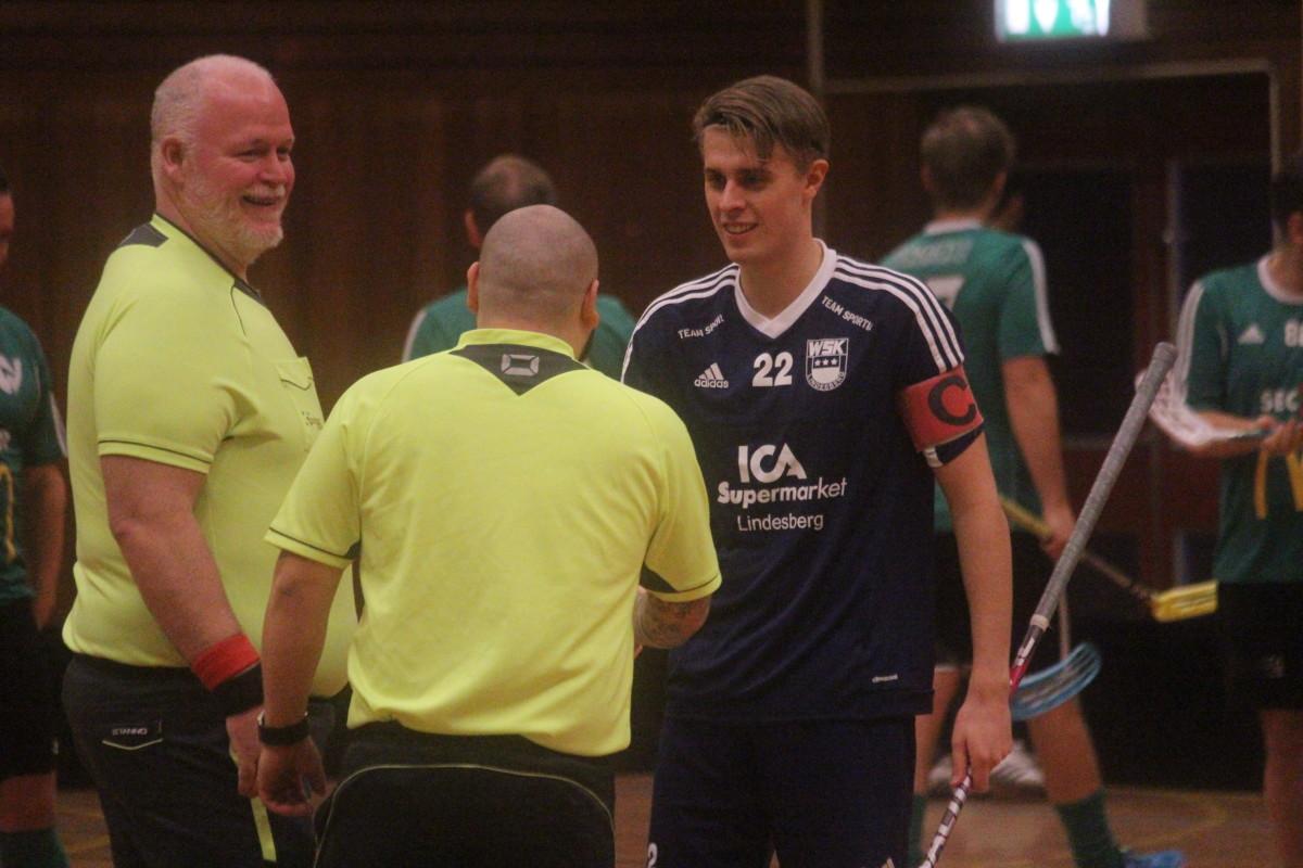 Med 57 poäng på 20 spelade matcher satte Pontus Hellsing avtryck. ARKIVFOTO: Hannes Feldin
