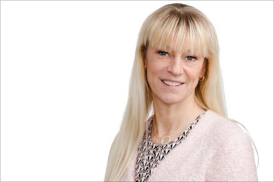 Ann-Louise Norling, Arcus Utbildning & Jobbförmedling. Pressbild