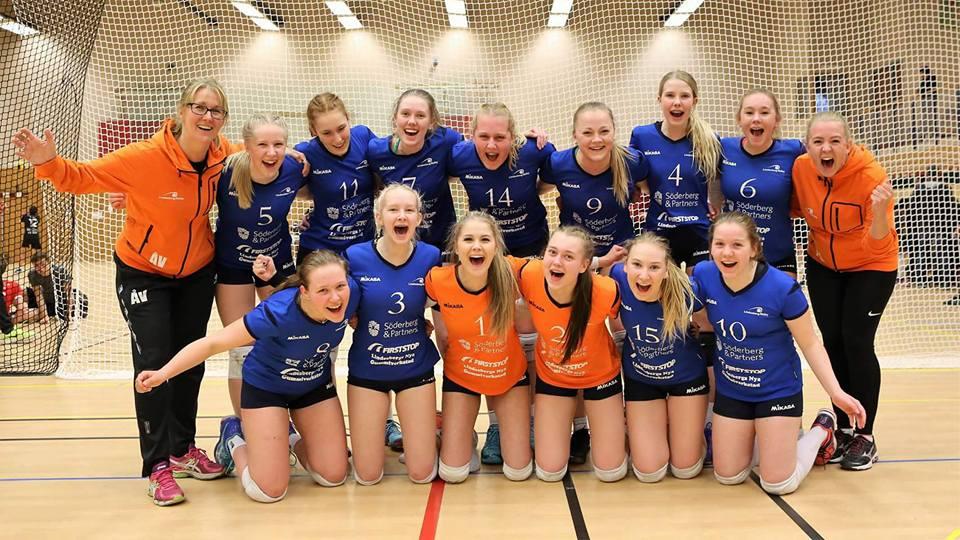 Juniorlaget spelade till sig en fjärdeplats i Jönköping den gångna helgen. FOTO: Privat