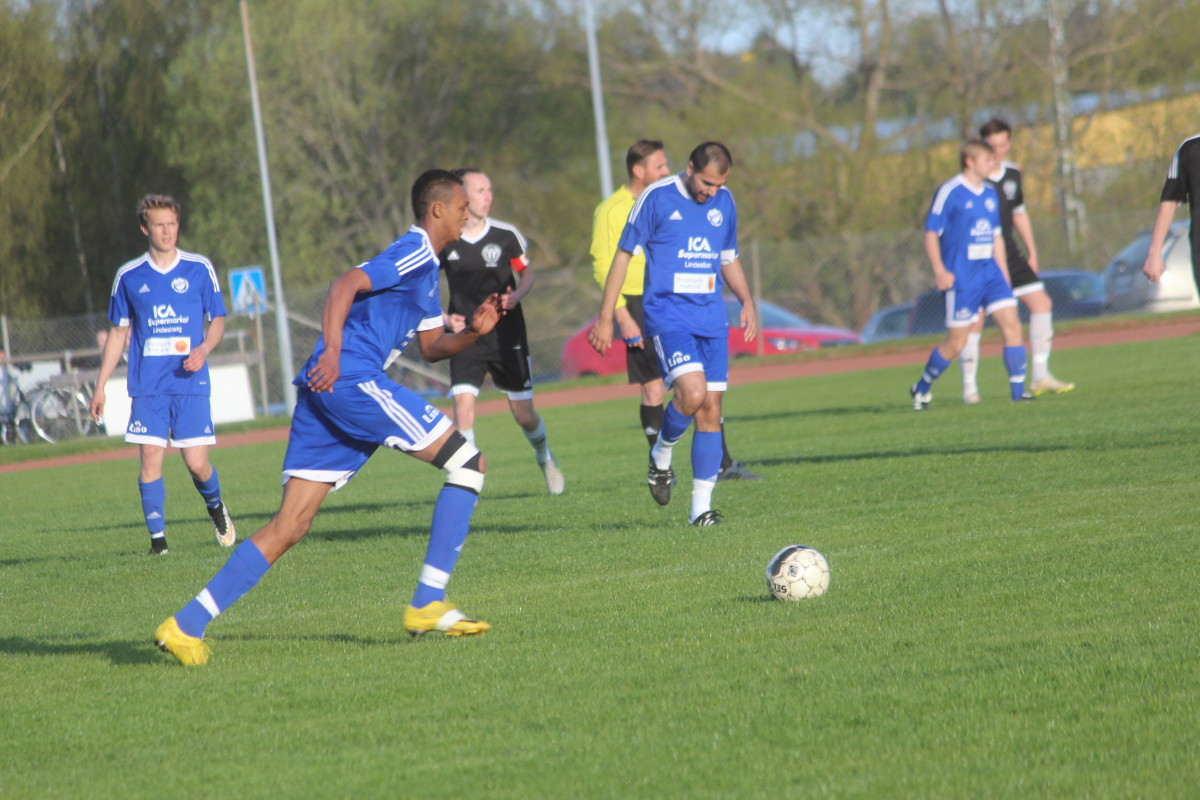 IFK Lindesberg spelar sextondelsfinal i Eksjöhuscup på måndag kväll. ARKIVFOTO: Hannes Feldin