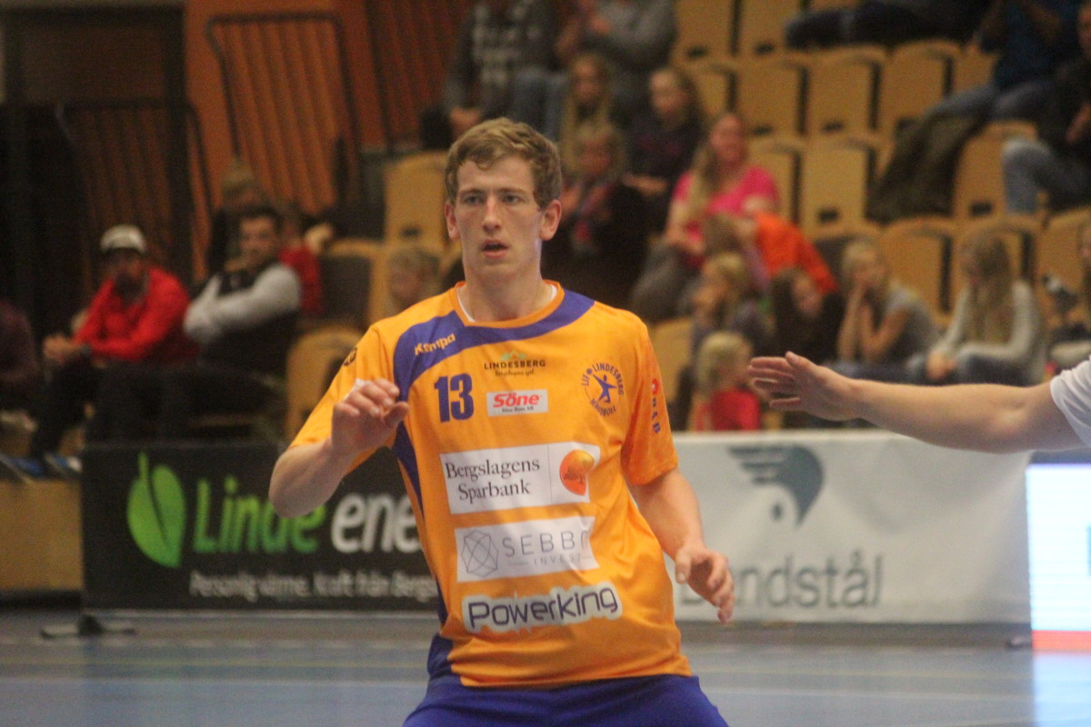 Gustaf Ekström ersätter avgående assistenten Stefan Doverhagen. ARKIVFOTO: Hannes Feldin