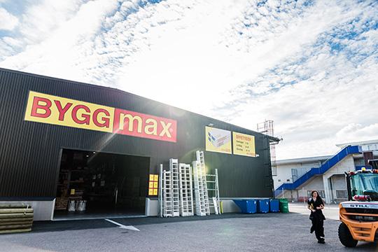 Byggmax vill öppna butik i Lindesberg - skyndsamt. Fotograf: Jana Eriksson