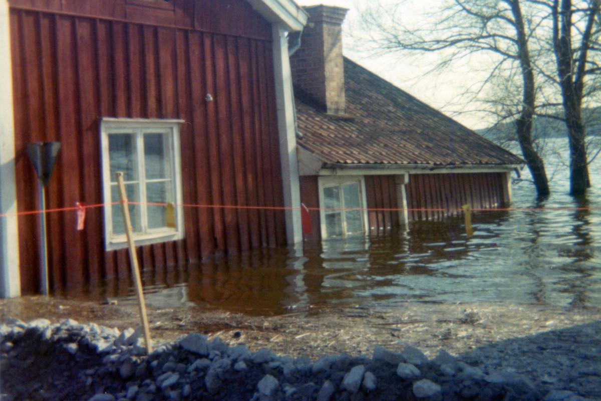 Södra delen av Kugnsgatan. Foto: Karl Gerhard Berglind