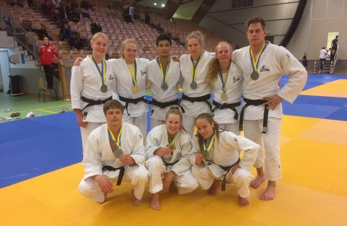 FOTO: Frövi Judoklubb