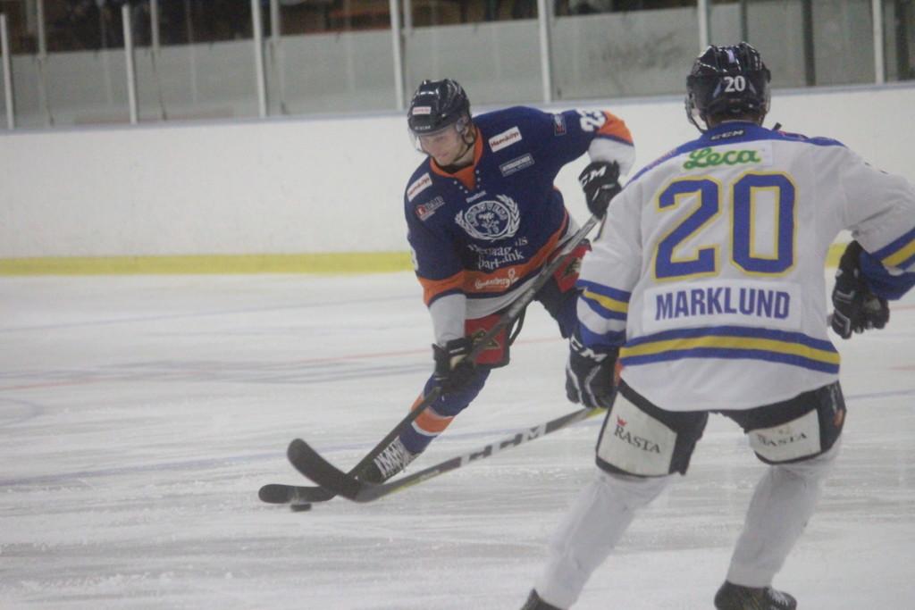 Lindlöven byts mot IFK Arboga när Henrik Warman går vidare i karriären. ARKIVFOTO: Hannes Feldin