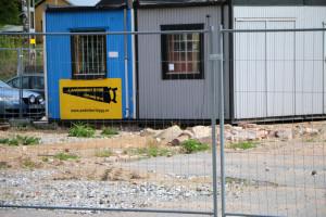 Lokal firma räknade hem bygget. Foto: Fredrik Norman