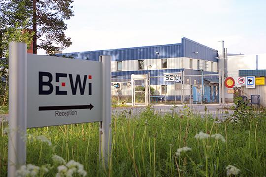Produktionen i Lindesberg skall överföras till övriga enheter - på annan ort. Foto: Fredrik Norman