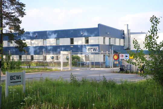 Ny ägare av industrifastigheten vill skapa nya arbetstillfällen i Lindesberg. Foto: Fredrik Norman