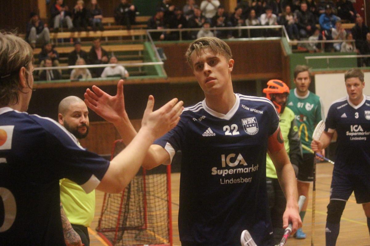 De senaste säsongernas poängkung i WSK tar nästa kliv i karriären. ARKIVFOTO: Hannes Feldin
