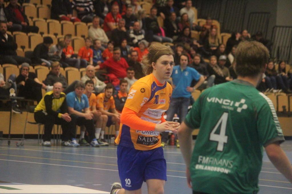 Varit på väg bort under sommaren, men Albin Järlstam är kvar i LIF som idag träningsspelar. ARKIVFOTO: Hannes Feldin