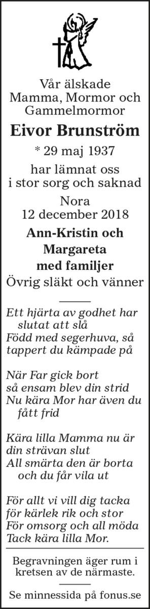 fonus stockholm dödsannonser